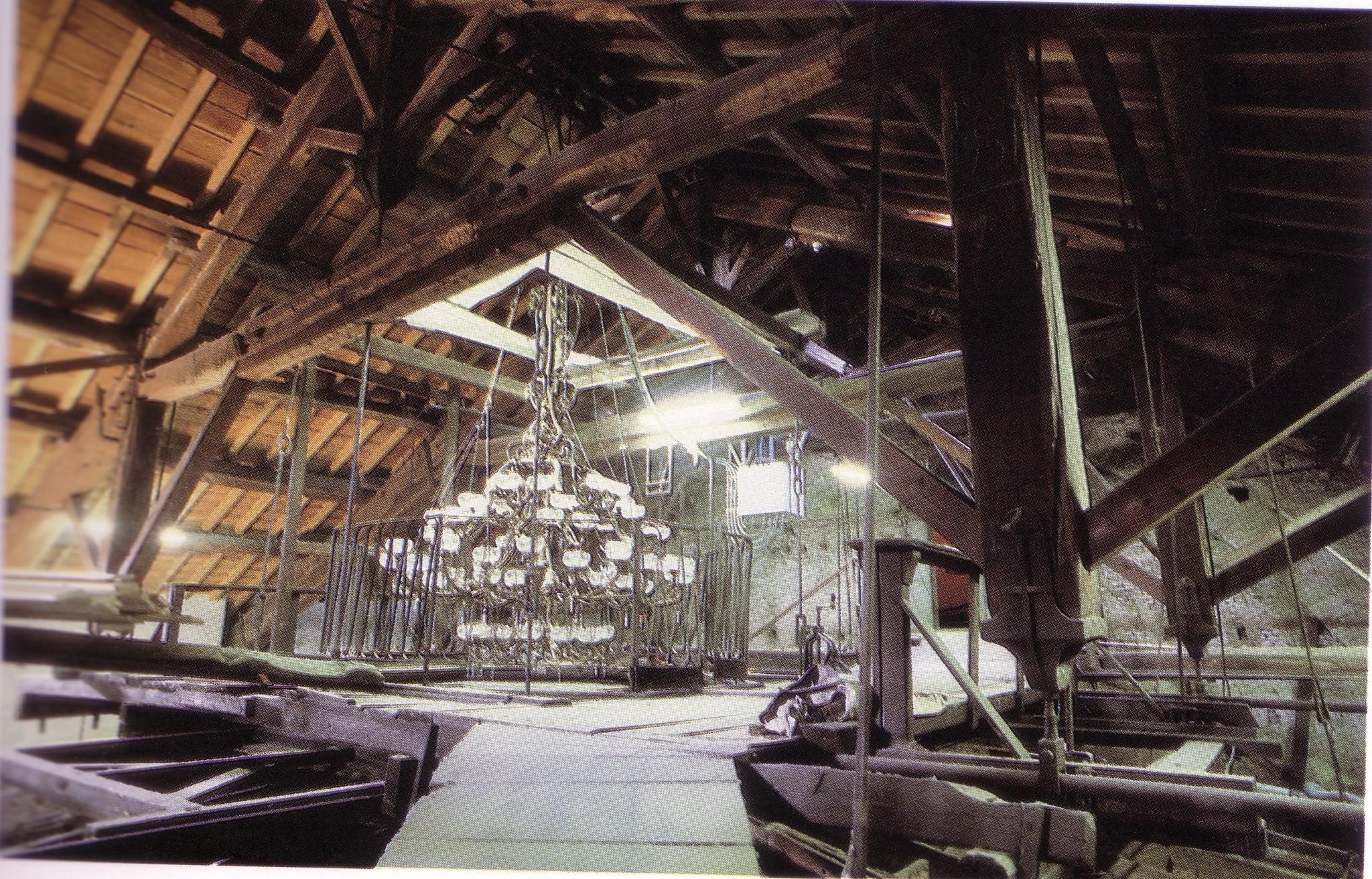 Danfoss Semco wood roof