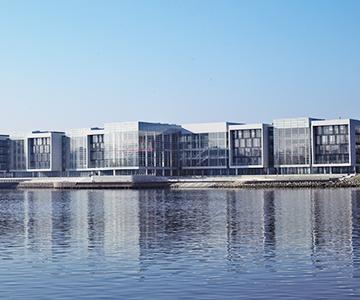 Alsion University in Denmark