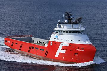 Far Solitaire, Platform Supply Vessel