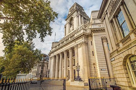 Ten Trinity Square in UK