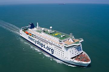 Atlantic Mercy, hospital ship